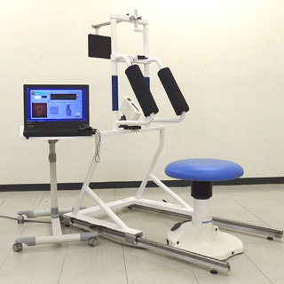 Optical throat organ motion analysis systems(TypeA)